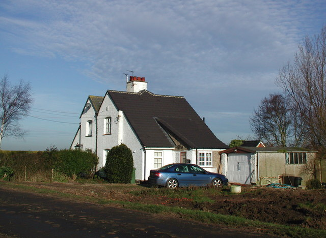 Middle Farm Cottages, Sunk Island