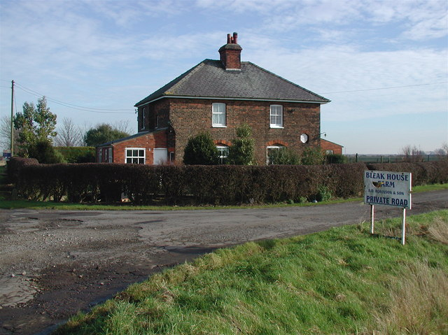 Bleak House Farm Cottages, Sunk Island