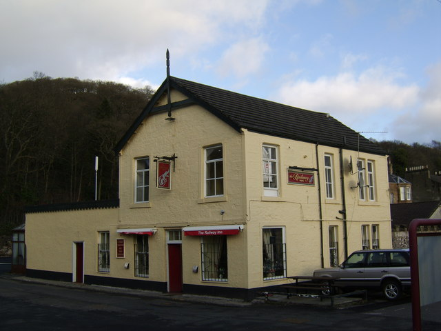 The Railway Inn, Bowling