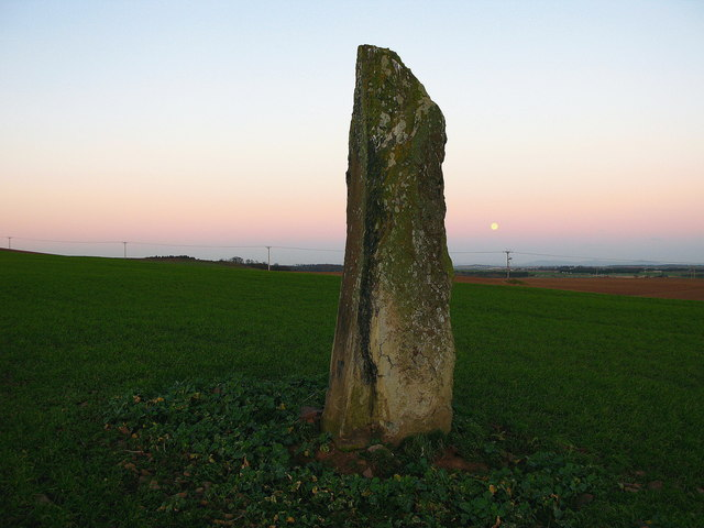 Pencraig Standing Stone