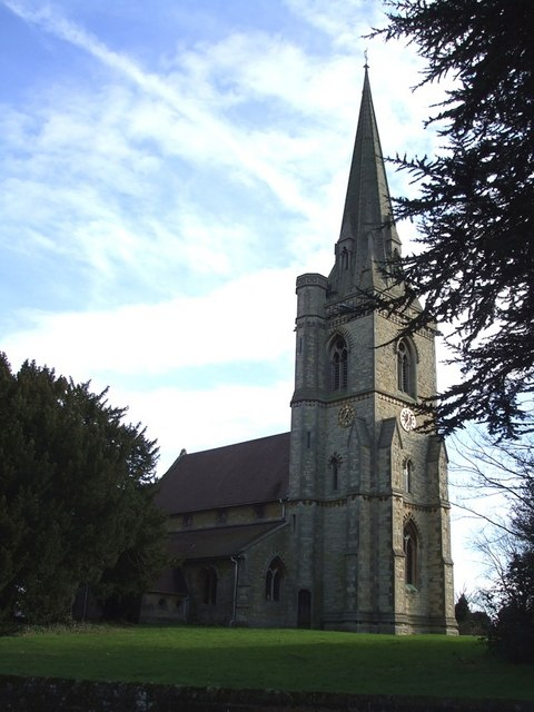 All Saints, Ridgmont