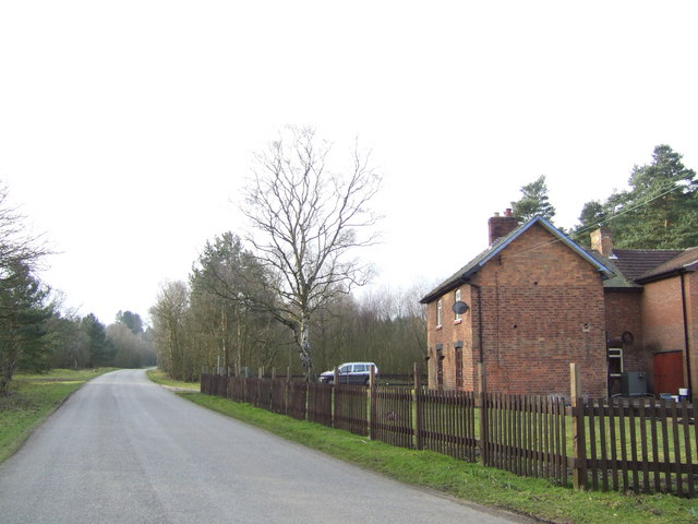 Peacock Cottages