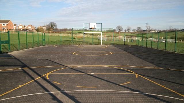 Ballgame Court