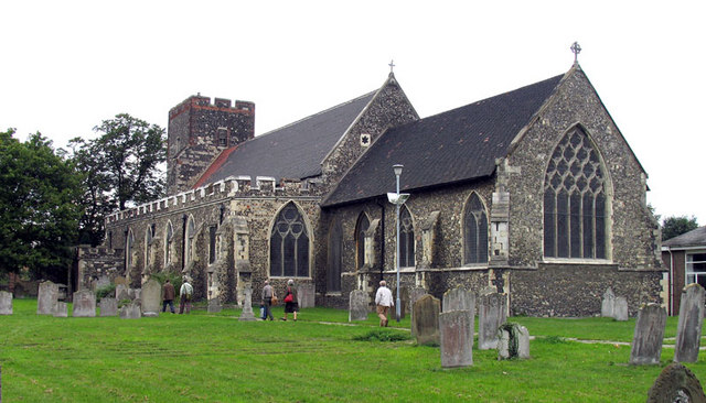 St Botolph, Northfleet, Kent