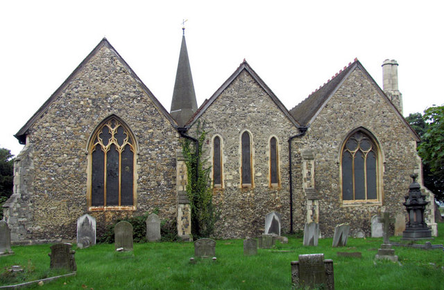St John the Baptist, Erith, Kent