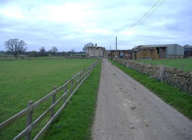 West Dunley farm