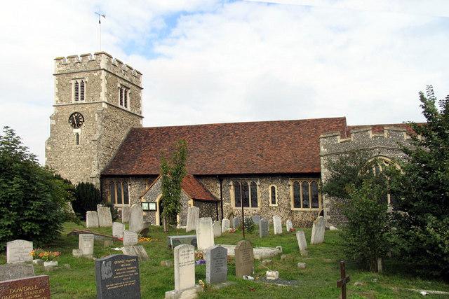 St Paulinus, Crayford, Kent