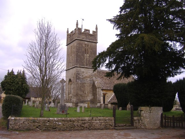 St Mary the Virgin, Sopworth