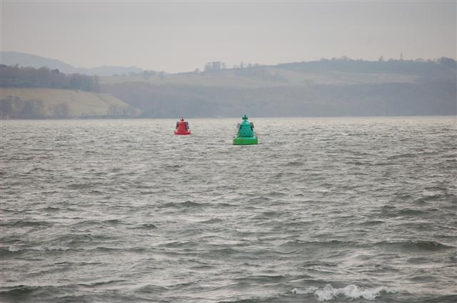 Navigation  buoys
