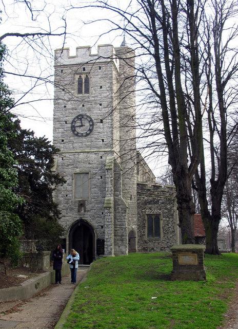 St Mary, Gillingham, Kent