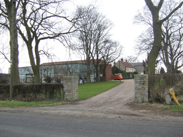Grayingham Lodge Farm