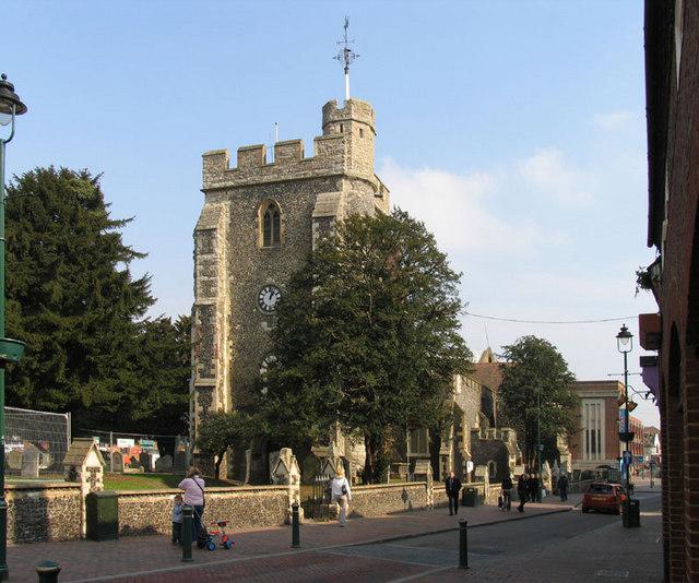 St Michael, Sittingbourne, Kent