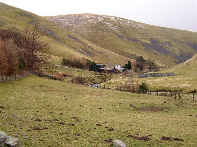 Batailshiel Haugh Farm