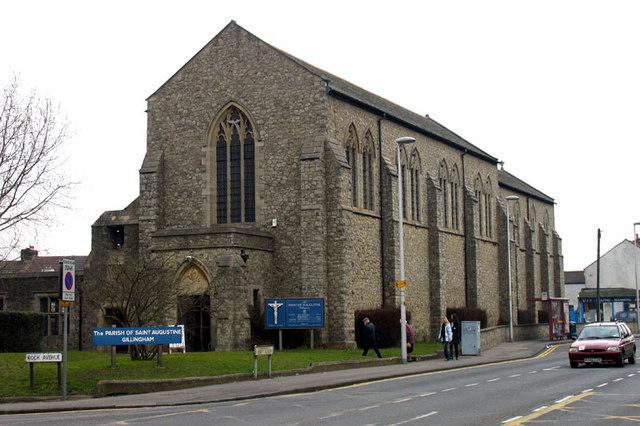 St Augustine, Gillingham, Kent