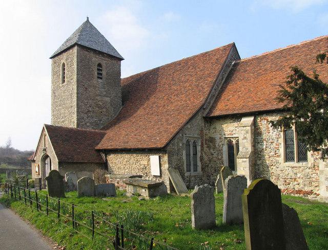 St Margaret, Lower Halstow, Kent