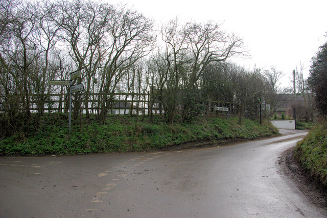 Idleigh Court Road and New Street Road