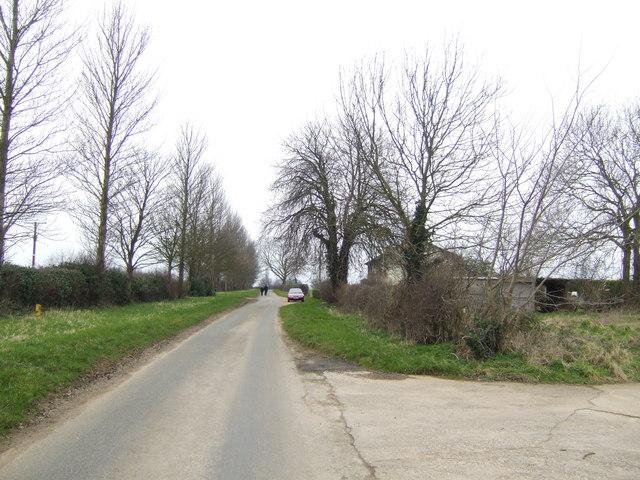 Grange Lane, Blyborough