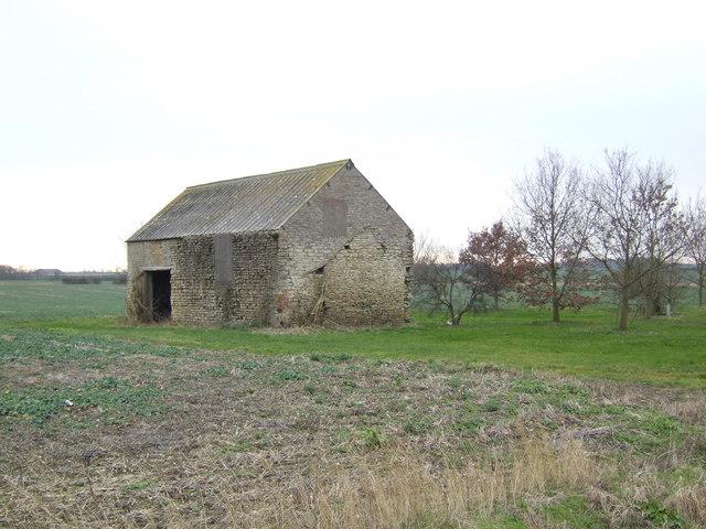 Stone barn at Hornsbeck