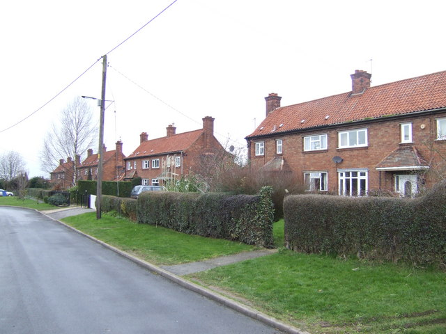 Village housing, Hemswell