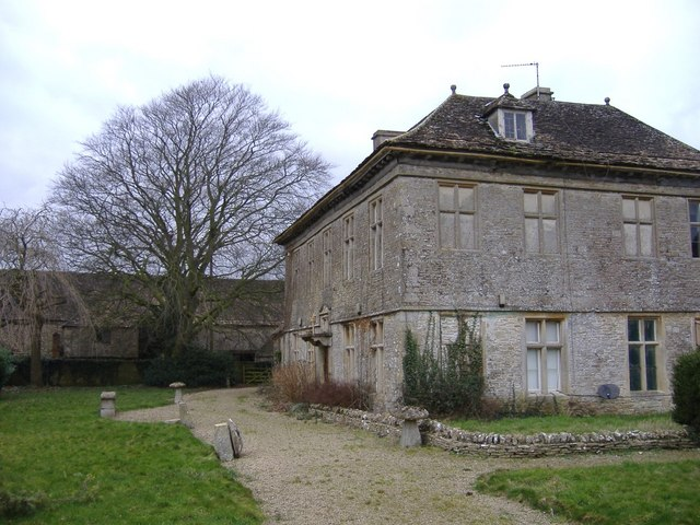 Manor farm, Oldbury on the Hill