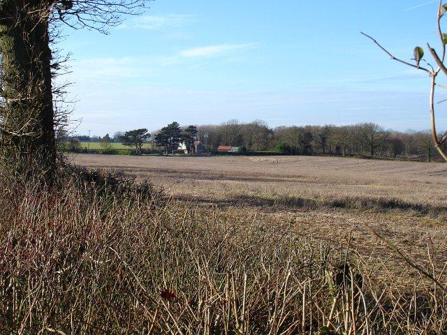 Cottages near Harrietsham Manor