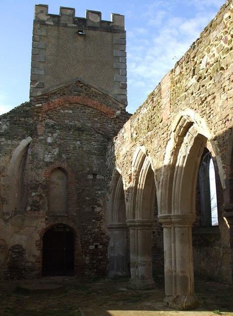 Inside All Saints, Segenhoe