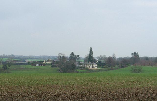 View towards Pettings Park