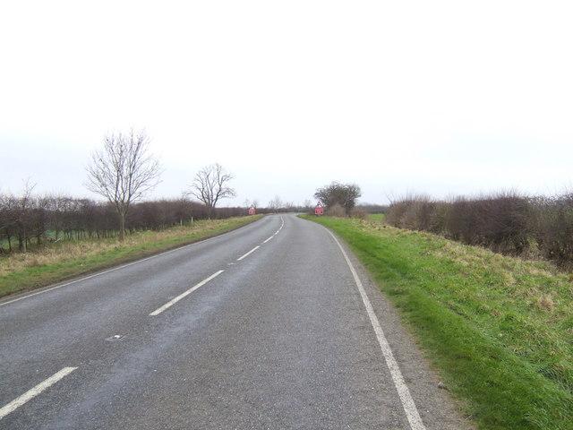A631 near Glentham