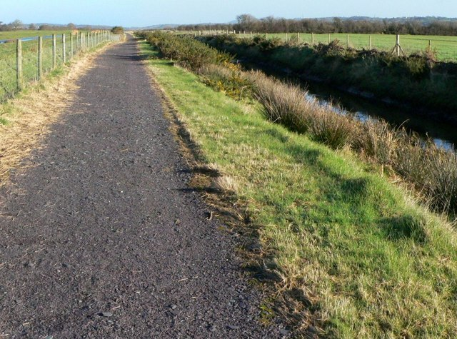 The Cefni Cycle Track