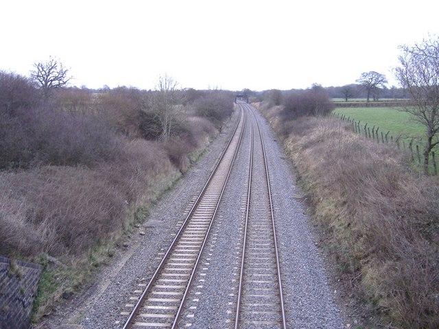 Main line to London
