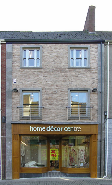 Home D Cor Centre Omagh Kenneth Allen Cc By Sa 2 0