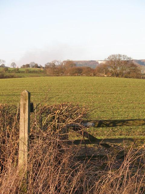Bridleway to Angram Grange