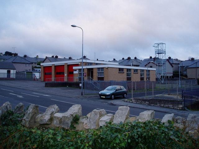 Denbigh Fire Station