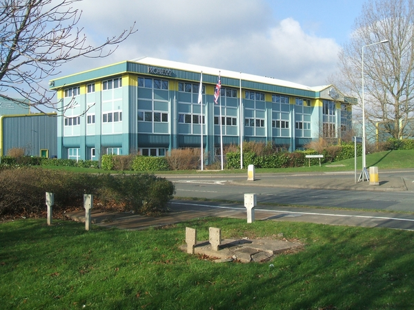 Modern Offices in Stafford Park 6