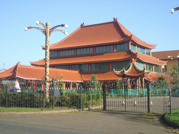 A touch of Taiwan in Telford