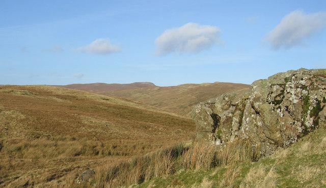 Moorland Outcrop