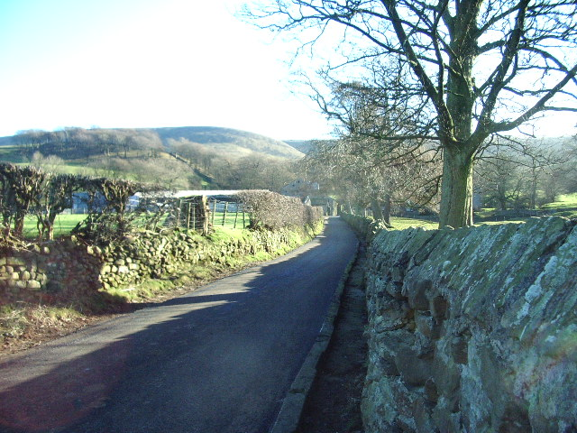 The Road to Little Mearley Hall