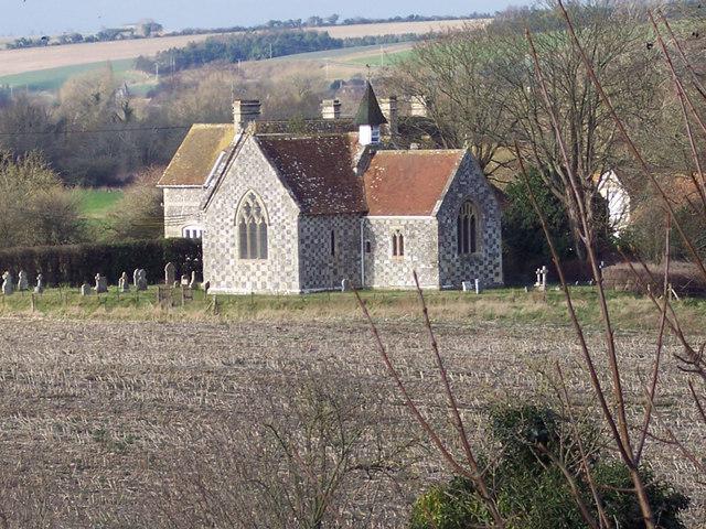 St Nicholas Church, Little Langford