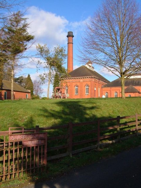 Mill Meece pumping station