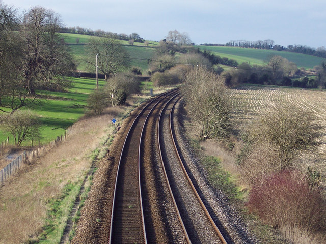 The Salisbury to Bristol Line