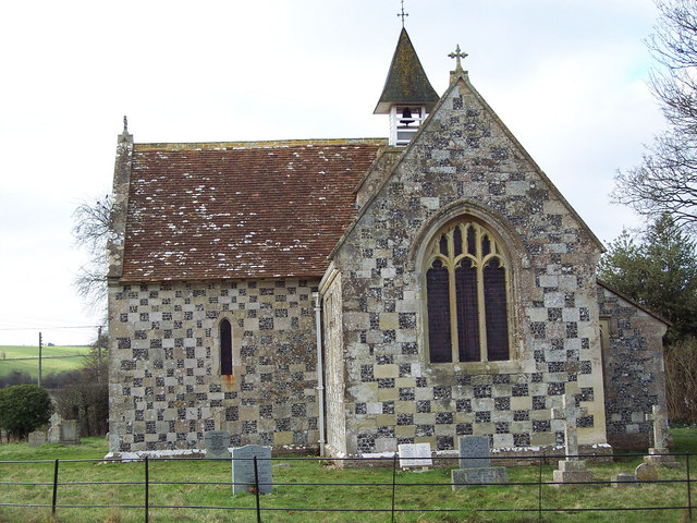 The Church of St. Nicholas of Mira, Little Langford