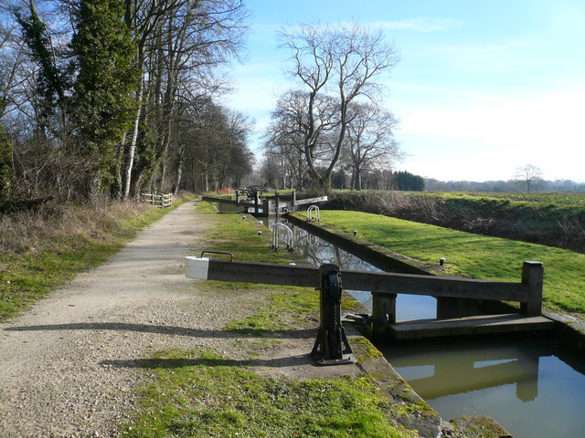 Chesterfield Canal - Turnerwood to Shireoaks Walk