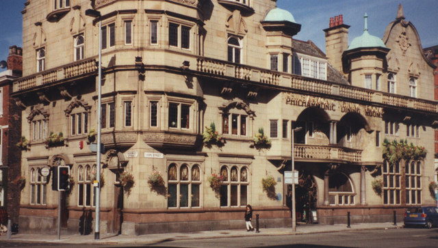 The Philharmonic Pub