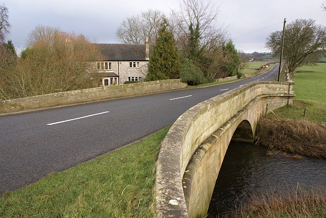 Bridge over the River Dove