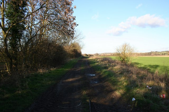 Old Railway bed