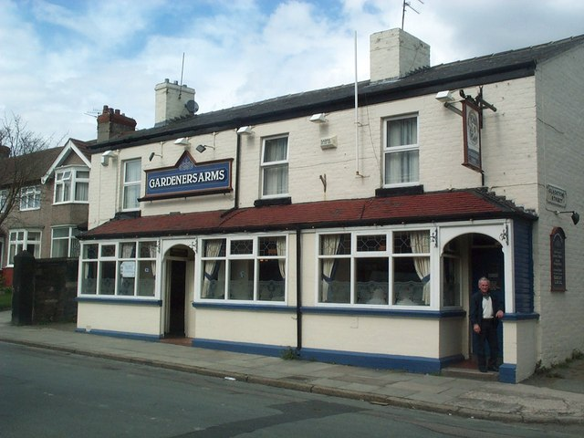 The Gardeners Arms, Vale Road, Woolton