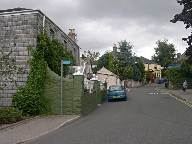 Bere Alston Village