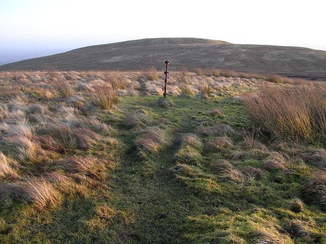 Summit of Owsen Hill
