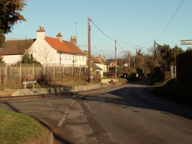 A view of Boot Street