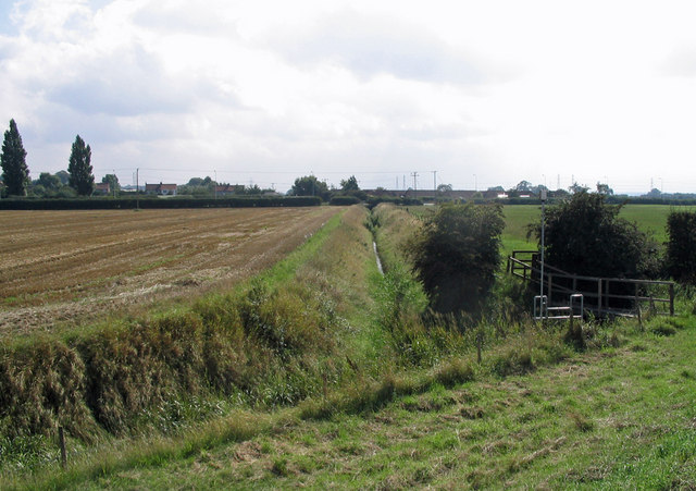 Footpath to Sluice Lane
